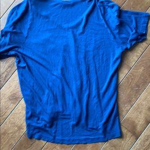 Aritzia Tops - Wilfred Free T-Shirt xs blue Aritzia